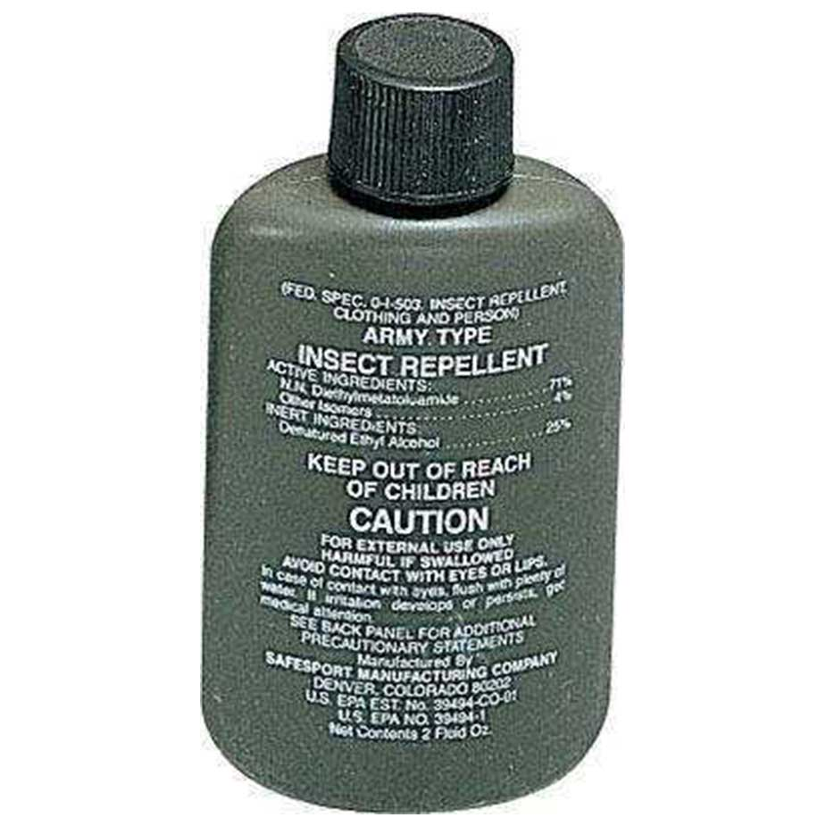 U S Military Online Store Bug Spray Insect Repellent