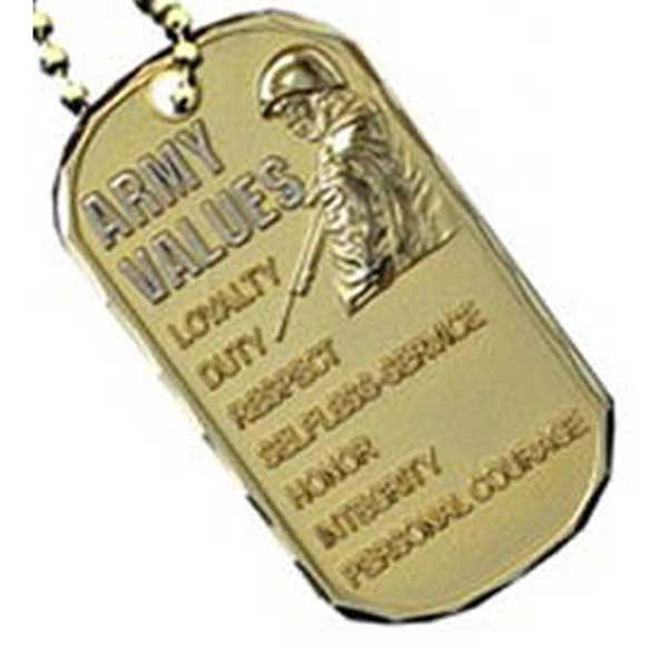 Essay On Their Eyes Were Watching God Us Military Online Store  Army Values Dog Tag  Army Dog Tags  Bronze Army  Values Tag Online Essay Editing also Step By Step Essay Writing Guide Us Military Online Store  Army Values Dog Tag  Army Dog Tags  Expository Essays Topics