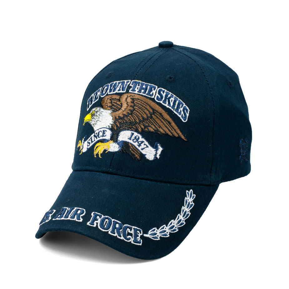 Air Force 1947 Founded Hat Usaf Own The Skies Hat