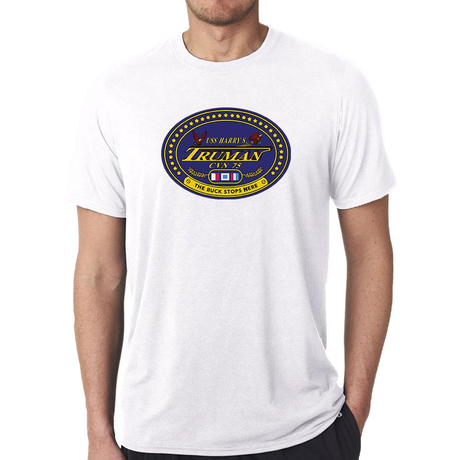 U s military online store uss harry s truman white t shirt - Boutique orange agen ...