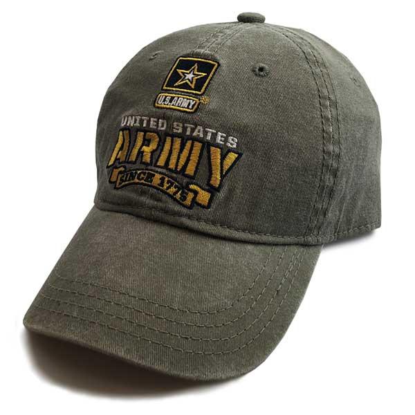 8c7e7f181bb 34% Off - U.S. Army Since 1775 Vintage Hat