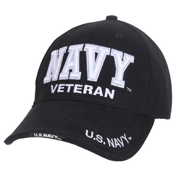 U.S. Navy Veteran 3D - Special Edition Hat 5ce9db776bf