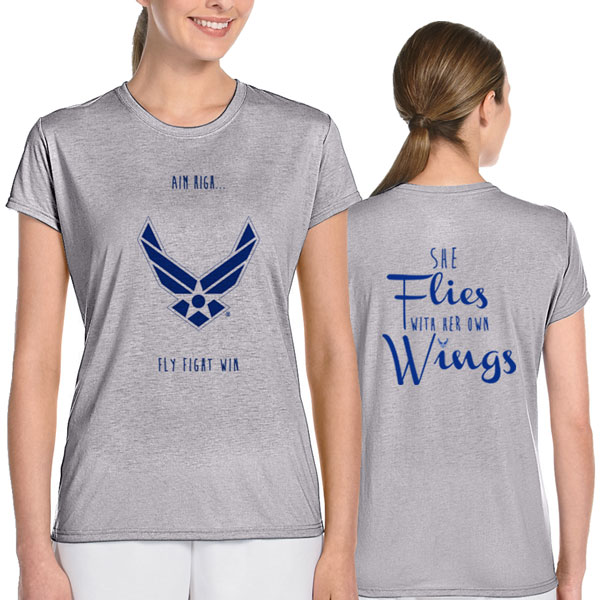 Officially Licensed U S Air Force She Flies With Her Own