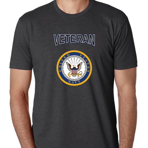 Officially Licensed U S Navy Gold Emblem Veteran