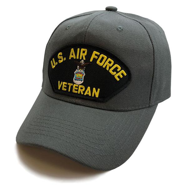654f223c23c U.S. Air Force Veteran - Special Edition Dark Gray Hat ...