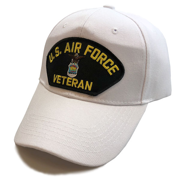 a5cc5113593 U.S. Air Force Veteran - Special Edition White Hat ...