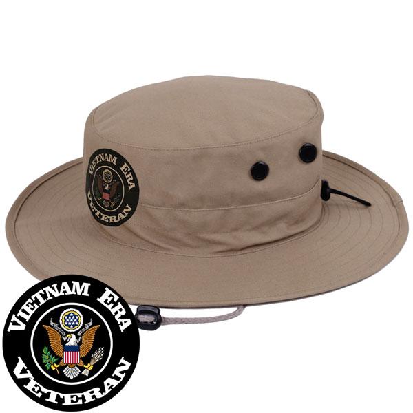 fd330406332 Vietnam Era Veteran Boonie Hat - Limited Edition ...