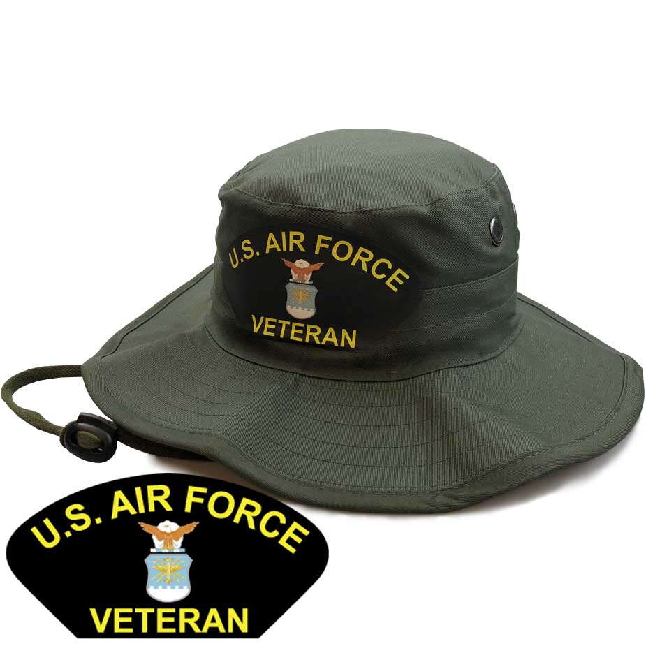 U S Air Force Veteran Boonie Hat Limited Issue