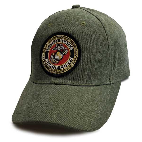 e319137e378 U.S. Marine Corps - Special Edition Vintage O.D Hat ...