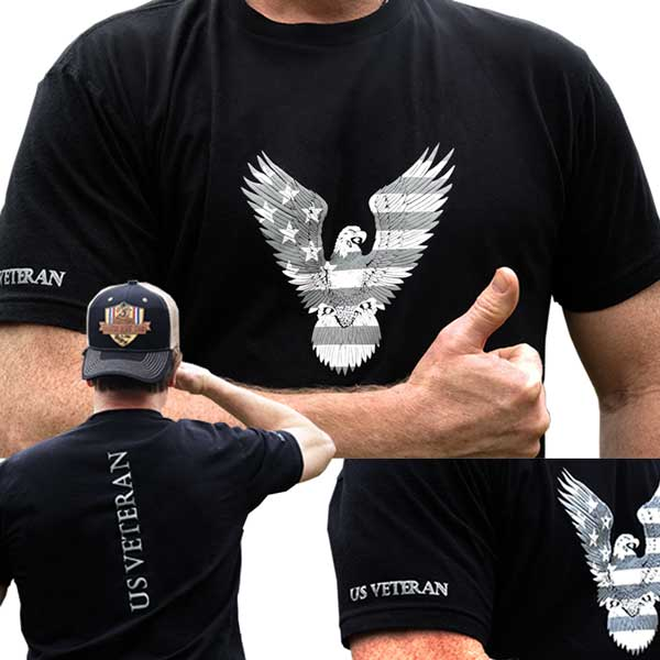 reputable site 10485 57078 Veteran Shirts and Military Shirts