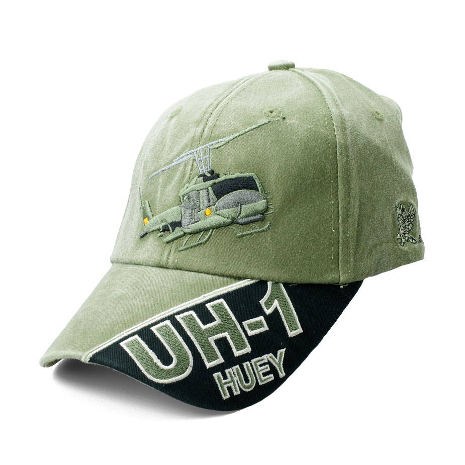 UH-1 Huey - Helicopter Hat