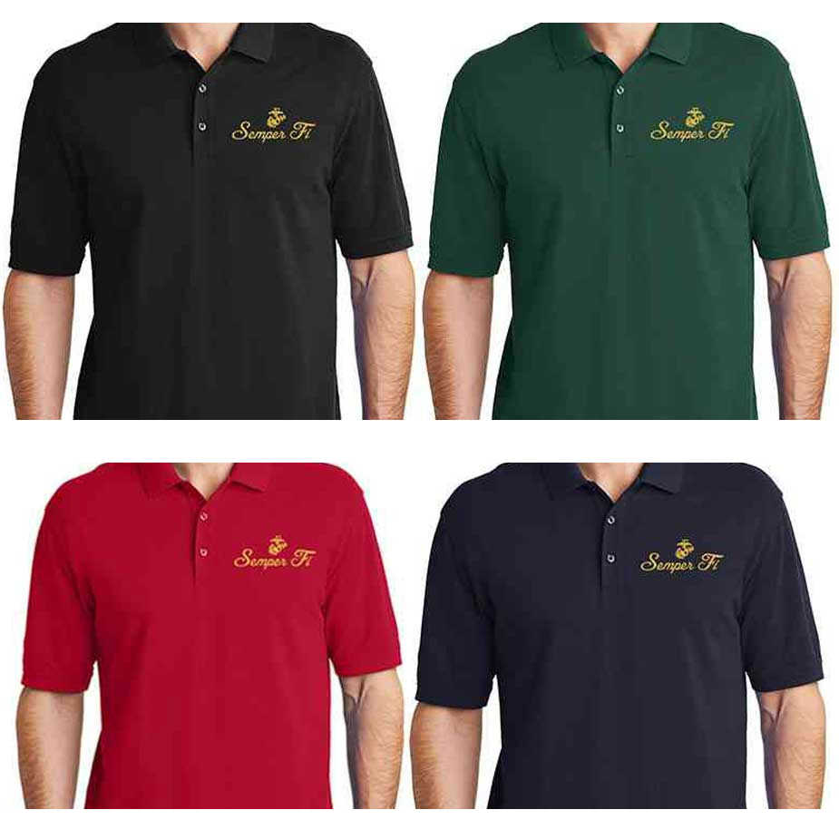Sports Polo Shirts Embroidered Lauren Goss