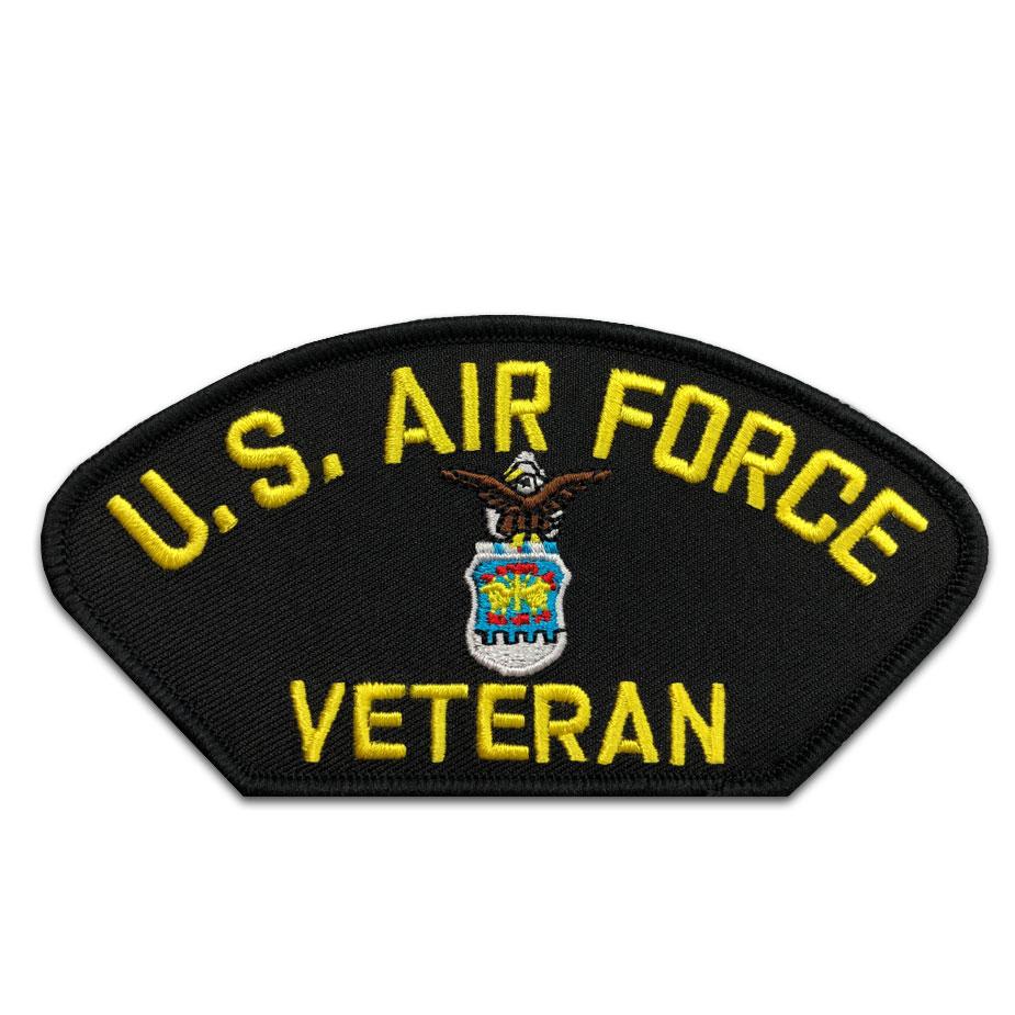 41206ab76 U.S. Military Online Store - Air Force Korea Veteran Patch   USAF ...