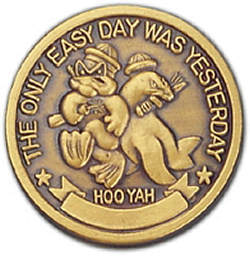 U S Military Online Store Navy Seals Challenge Coin