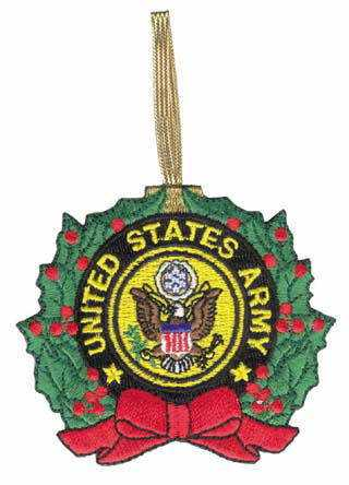 U S Military Online Store Army Christmas Ornament