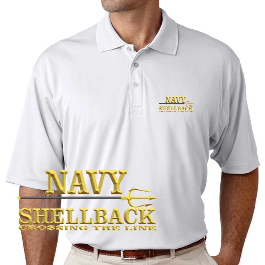 Us Navy Logo Polo Shirts Rockwall Auction