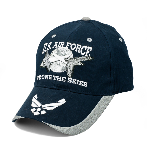 33f221ccb973f Air Force We Own the Skies Hat ...
