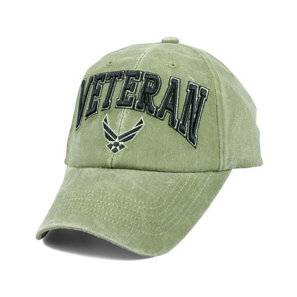 10e09a1ac9882 U.S. Air Force Veteran - O.D. hat ...