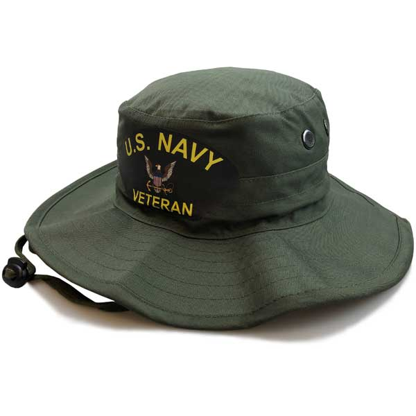 f948ac9e26ad2 U.S. Navy Veteran Boonie Hat - Limited Issue