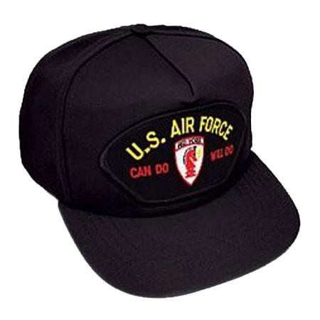 U S Military Online Store U S Air Force Red Horse Hat