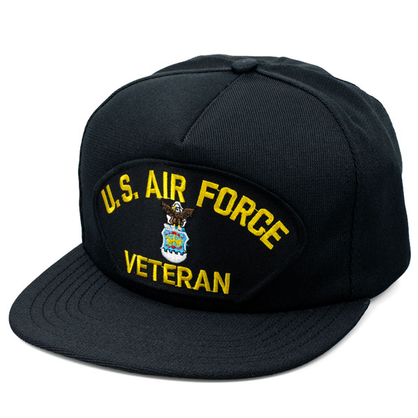 U.S. Air Force Veteran Hat - 5 Panel 3ca446deb928