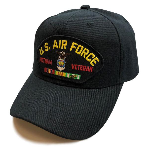U S Air Force Vietnam Veteran Hat