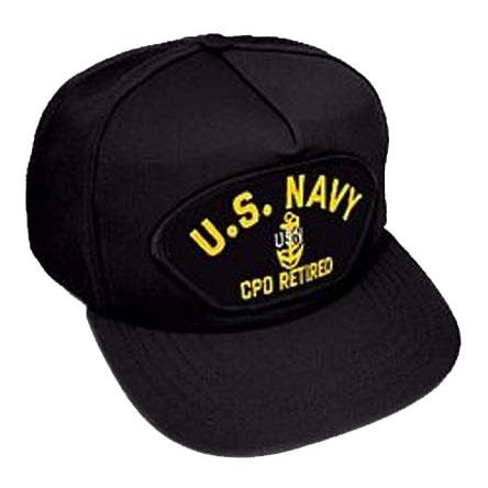 172733dd758 ... best price u.s. navy e 7 cpo retired hat 5 panel 8e907 cf6f0