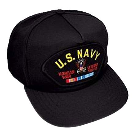 U S  Navy Korea Veteran Hat - 5 Panel