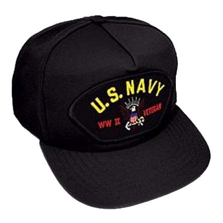U S  Navy Vietnam Veteran Hat - 6 panel