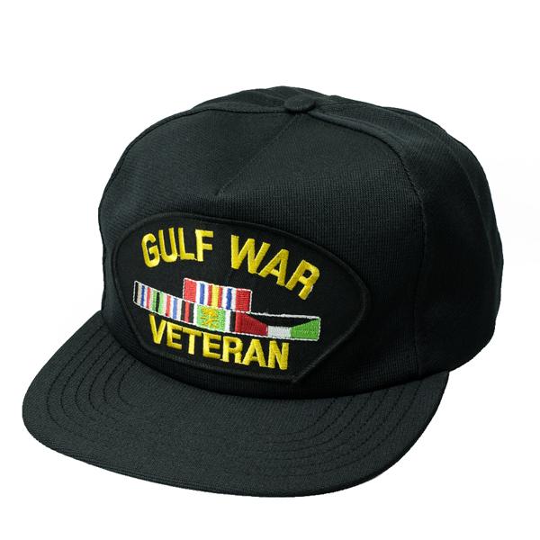 Afghanistan oef veteran ball caps. Gulf War Veteran Hat 5 Panel. U S  Military Desert Storm 25th Anniversary f5b107dc4601