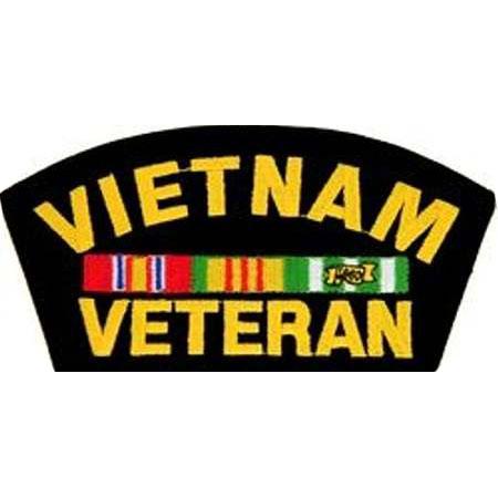u.s. military online store - vietnam veteran o.d. ribbon - flat