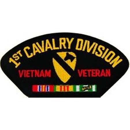 1st Cavalry Patch Buy Vietnam 1st Cav Vet Patch
