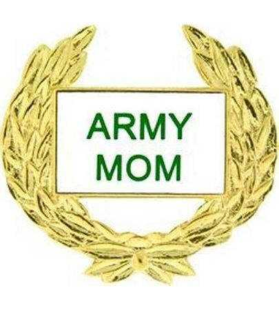 Army Mom Hat/Lapel Pin