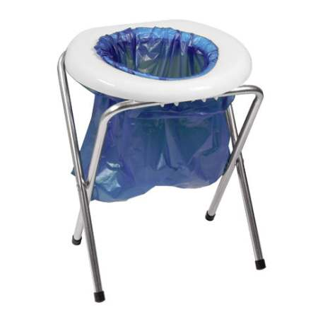 Heavy Duty Camp Chairs U.S. Military Online Store - Portable Camp Toilet