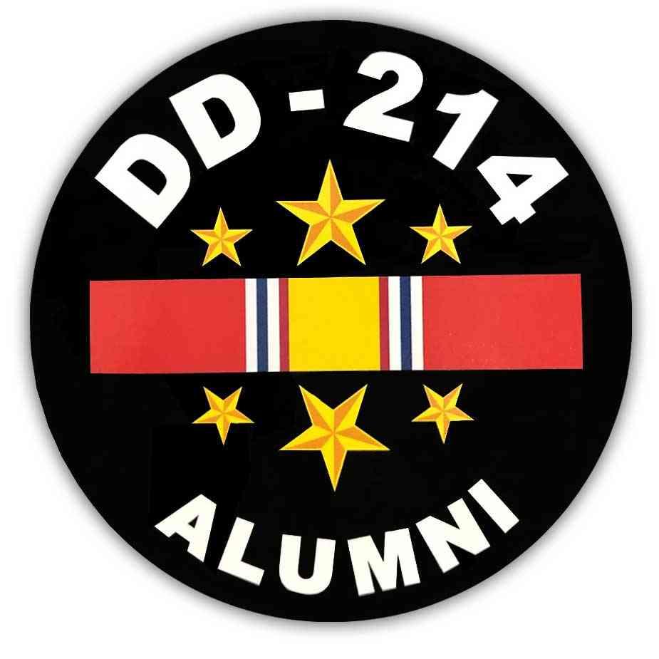 U.S Sticker Navy Disabled Veteran Decal