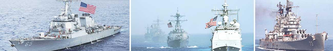 USS DEWEY DDG 45 DLG 14 License Plate Frame USN Military U S Navy