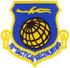 10TH TAC RECON WING Air Force