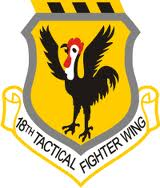 18TH TACTICAL FIGHTER WING Air Force