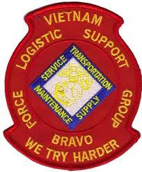 MAINT BN, 1ST FSR, FLC VIETNAM Marine Corps