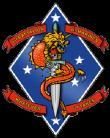 A CO. 1/4 3RD. MAR. DIV. Marine Corps