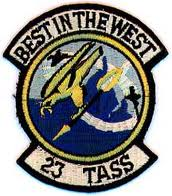 23RD TASS Air Force