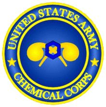 25TH CHEMICAL COMPANY Army
