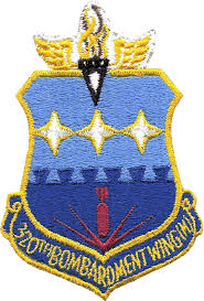 320TH BOMB WING Air Force