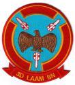 3RD L.A.A.M. BN. Marine Corps