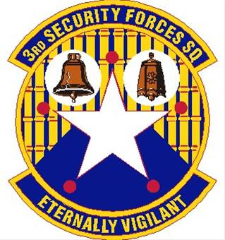 3RD SECURITY POLICE SQUADRON Air Force