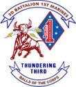 3RD BATTALION, 1ST MARINES. INDIA COMPANY Marine Corps