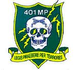 401ST MP CO Army
