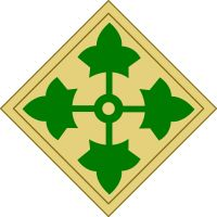 4TH MP CO 4TH INFANTRY DIV Army