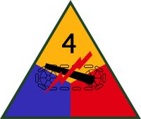 4TH ARMORED DIVISION Army