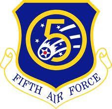 5TH AIR FORCE KOREA Air Force